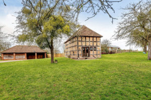 The Granary, Hazel Farm, Dymock Road, Ledbury HR8 2HT
